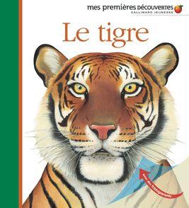 Le tigre - Sylvaine Peyrols