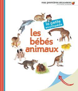 Les bébés animaux -  un collectif d'illustrateurs, Delphine Gravier