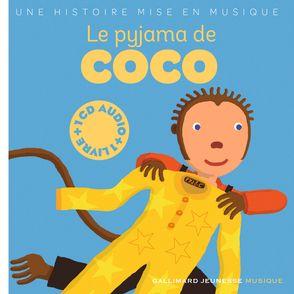 Le pyjama de Coco - Paule Du Bouchet, Xavier Frehring