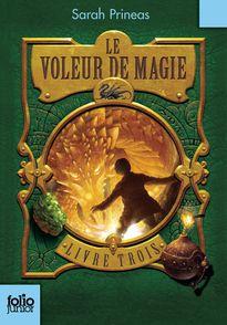 Le Voleur de magie - Antonio Javier Caparo, Sarah Prineas