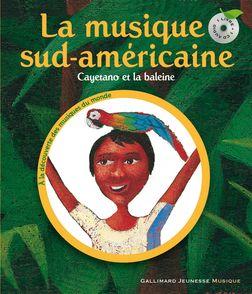 La musique sud-américaine - Pierre-Marie Beaude, Bertrand Dubois
