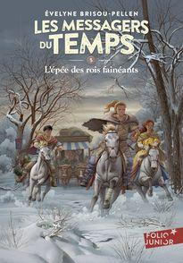 L'épée des rois fainéants - Évelyne Brisou-Pellen, Philippe Munch