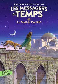 Le Noël de l'an 800 - Évelyne Brisou-Pellen, Philippe Munch