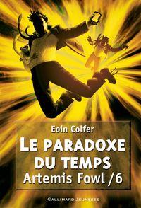 Le paradoxe du temps - Eoin Colfer