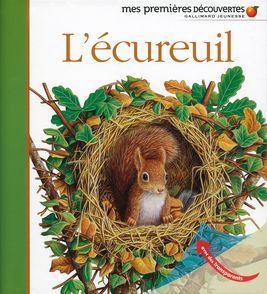 L'écureuil - Pierre de Hugo