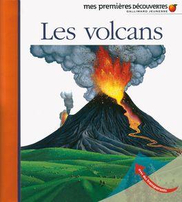 Les volcans - Christian Broutin, Daniel Moignot, Sylvaine Peyrols