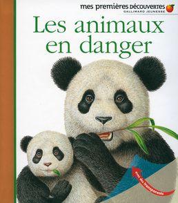 Les animaux en danger - Pierre de Hugo