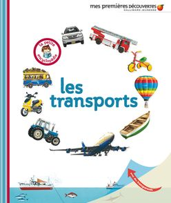 Les transports -  un collectif d'illustrateurs, Delphine Gravier-Badreddine