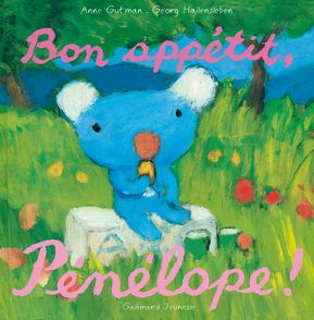 Bon appétit, Pénélope! - Anne Gutman, Georg Hallensleben
