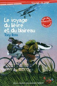 Le voyage du lièvre et du blaireau suivi de Jack et le haricot magique - Tony Ross