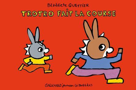Trotro fait la course - Bénédicte Guettier