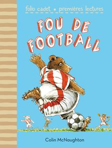 Fou de football - Colin McNaughton