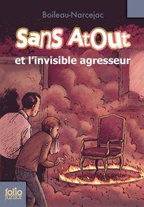 Sans Atout et l'invisible agresseur -  Boileau-Narcejac, Daniel Ceppi
