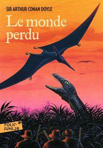 Le monde perdu - Jean-Philippe Chabot, Arthur Conan Doyle