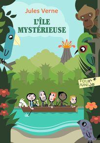 L'île mystérieuse - Jules Verne
