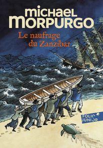 Le naufrage du Zanzibar - Michael Morpurgo, François Place