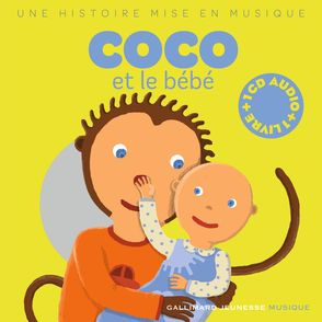 Coco et le bébé - Paule Du Bouchet, Xavier Frehring