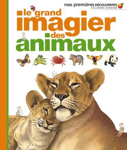 Le grand imagier des animaux -  un collectif d'illustrateurs, Delphine Gravier-Badreddine