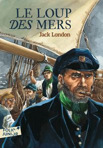 Le loup des mers - Jack London, Gilbert Maurel