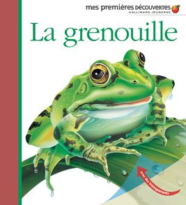 La grenouille - Daniel Moignot
