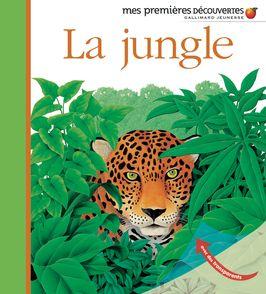 La jungle - René Mettler