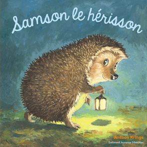 Samson le hérisson - Antoon Krings