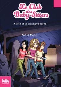 Carla et le passage secret - Karim Friha, Ann M. Martin