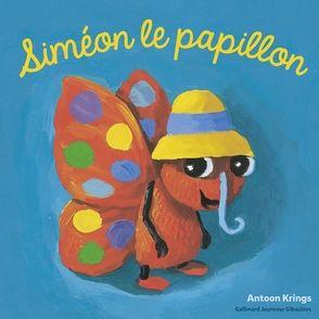 Siméon le papillon - Antoon Krings