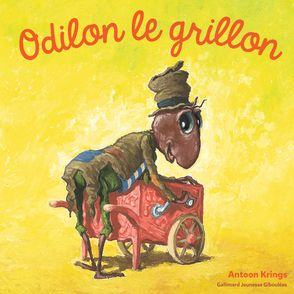 Odilon le grillon - Antoon Krings