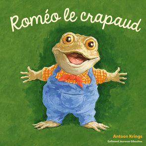 Roméo le crapaud - Antoon Krings