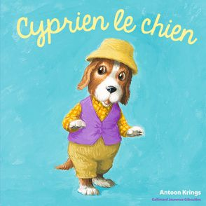 Cyprien le chien - Antoon Krings