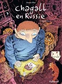 Chagall en Russie - Joann Sfar