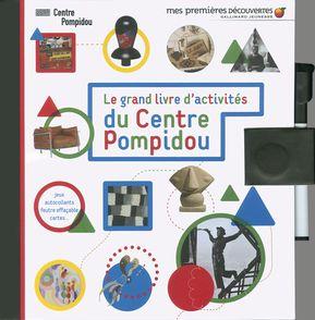 Le grand livre d'activités du Centre Pompidou - Delphine Badreddine