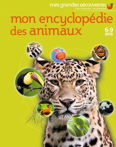 Mon encyclopédie des animaux -
