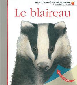 Le blaireau - Sylvaine Peyrols