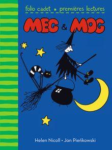 Meg et Mog - Helen Nicoll, Jan Pienkowski
