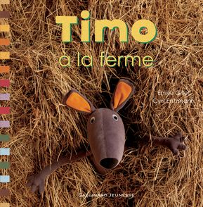 Timo à la ferme - Cyril Entzmann, Émilie Gillet
