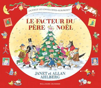 Le facteur du Père Noël - Allan Ahlberg, Janet Ahlberg