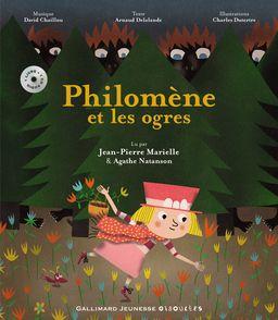 Philomène et les ogres - Arnaud Delalande, Charles Dutertre