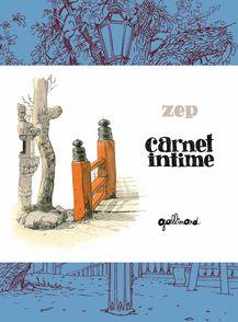 Carnet intime -  Zep