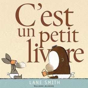 C'est un petit livre - Lane Smith