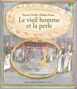 Le vieil homme et la perle - Philippe Dumas, Florence Noiville