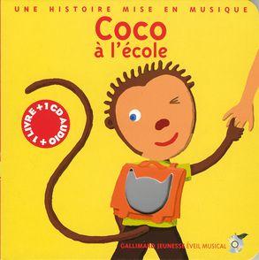 Coco à l'école - Paule Du Bouchet, Xavier Frehring