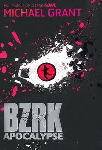 BZRK - Michael Grant