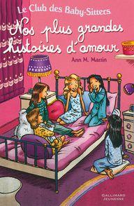 Nos plus grandes histoires d'amour - Émile Bravo, Ann M. Martin