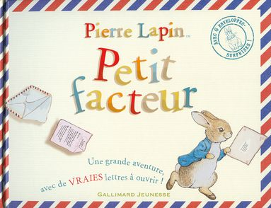 Pierre Lapin petit facteur - Beatrix Potter