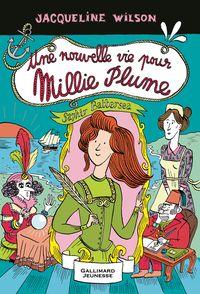 Une nouvelle vie pour Millie Plume - Nick Sharratt, Jacqueline Wilson