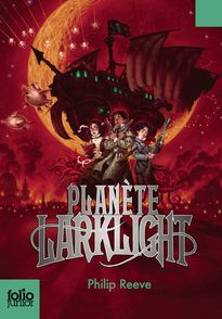 Planète Larklight - Philip Reeve, David Wyatt