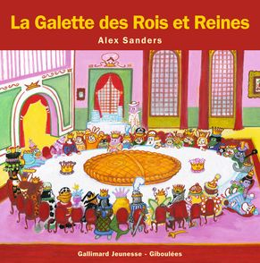 La Galette des Rois et Reines - Alex Sanders