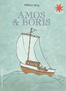 Amos et Boris - William Steig